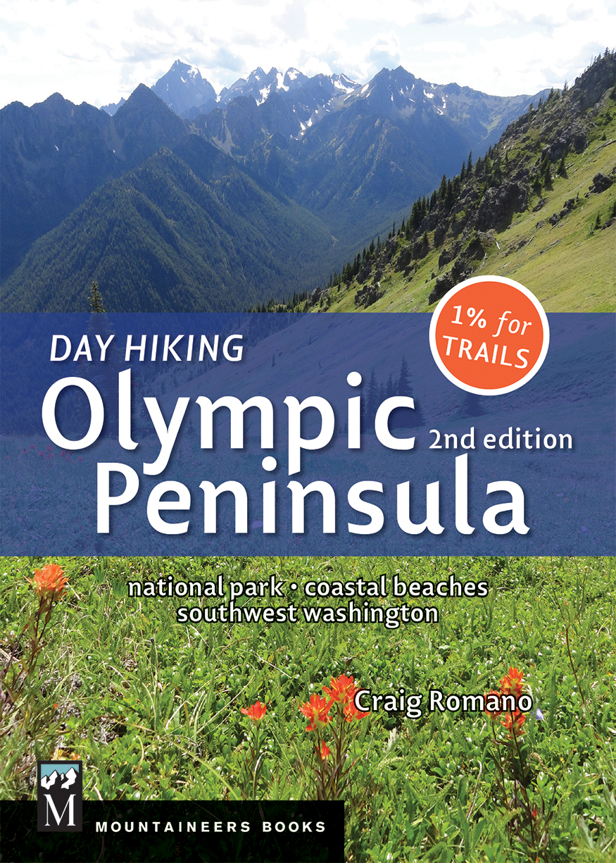 Book Review: Day Hiking Olympic Peninsula, 2nd Edition, by Craig Romano