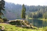 Blue lake, best hikes for kids, summer, hiking, mt baker