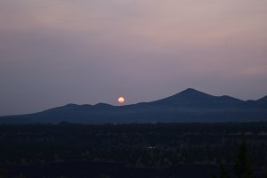 central oregon, summer 2017, forest fires
