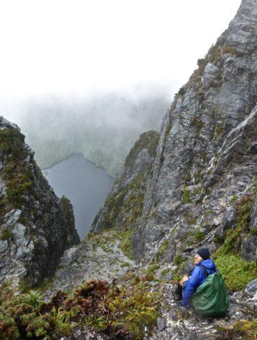 'Southern Traverse' near Federation Peak | Arthur Range | SW Tasmania