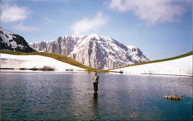 Pindos Mountains, Greece, 2001