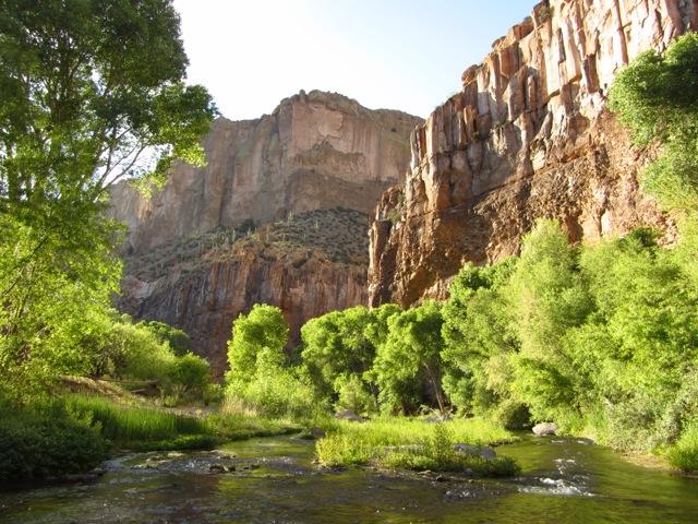 Aravaipa Canyon | GET