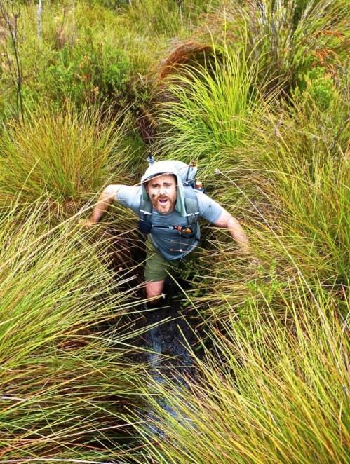 Mud slogging | SW Tasmania