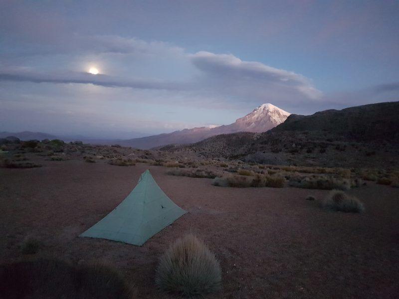 Sajama NP, Bolivia