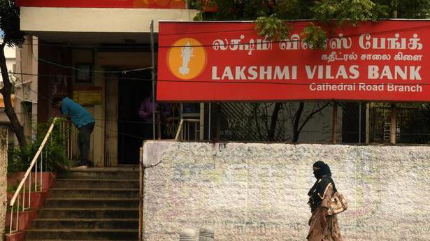 Lakshmi Vilas Bank stores more than 53% in 6 days