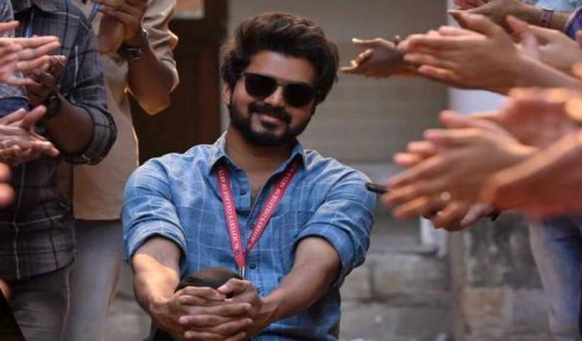 Vijay's 'Master' tops Twitter movie charts of 2020