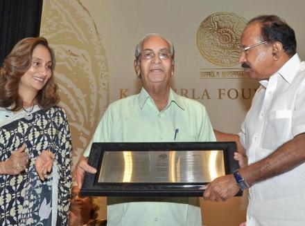 Image result for Saraswati Samman award picture
