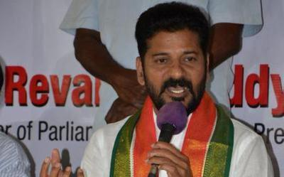Revanth Reddy Says He Will Campaign For TRS If KTR Gives Him List Of Double Bedroom Beneficiaries