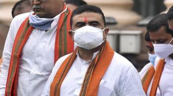 BJP's Suvendu Adhikari says he has details of phone calls made by TMC MP Abhishek Banerjee to police