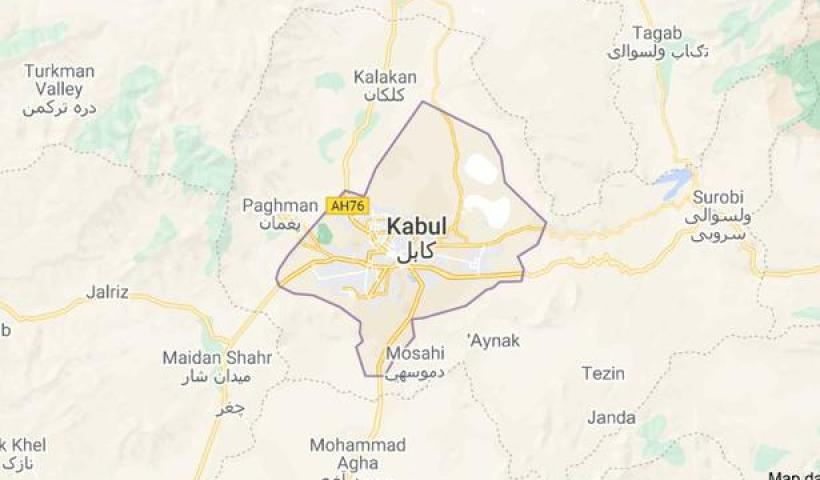 Two killed in bomb, shooting attack in Kabul: Afghan official