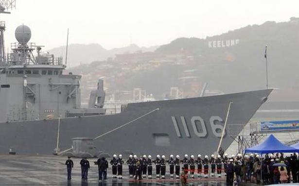 U.S. military cites rising risk of Beijing's move against Taiwan