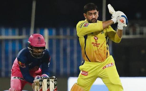 Indian Premier League 2020 | It's Rajasthan Royals again and Dhoni gets upset with umpiring decision
