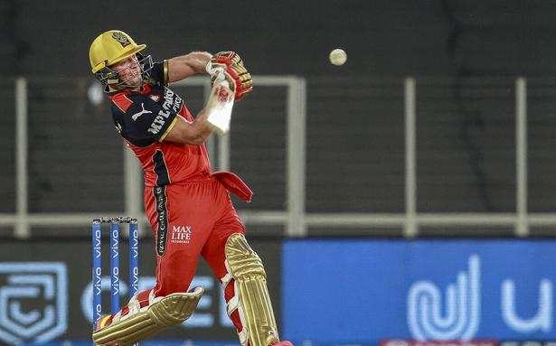 IPL 2021 | Sublime AB de Villiers the difference for RCB in one-run thriller