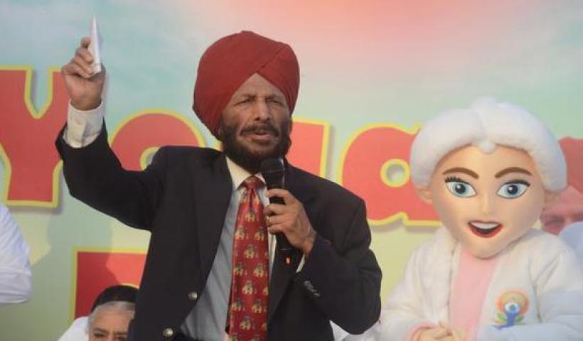 "Milkha Singh battles ""rough day"", oxygen saturation level dips"