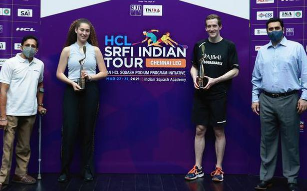 PSA Challenger Tour squash | Harrity beats Mangaonkar to the title