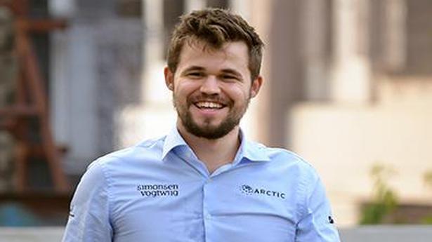 Magnus Carlsen takes the honours