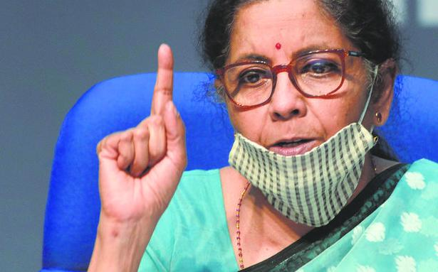 Salary income of Indian workers in Gulf exempt from I-T, says Nirmala Sitharaman