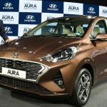 Hyundai Rolls Out Aura With Price Tag Starting At 5 8 Lakh The Hindu Businessline