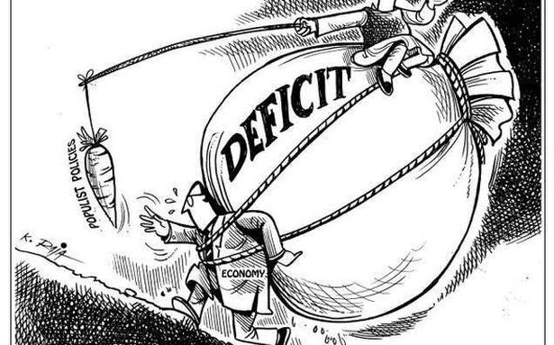 Containing fiscal deficit a challenge next fiscal