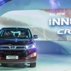 All New Kijang Innova Crysta Toyota 2.4 G M/t Diesel Kirloskar Motor Launches Enhanced Version Of Topics
