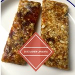 Cashew Date (LARABARS) – Make Your Own