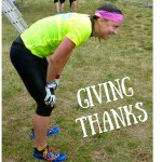 Working Hard, Climbing High and Getting Rough – Giving Thanks