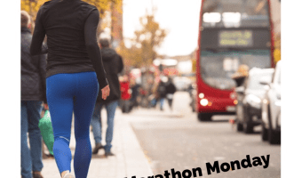 Marathon Monday – Week 4