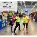 Belfast Decathlon 10k running