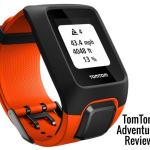 TomTom Adventurer Watch Review