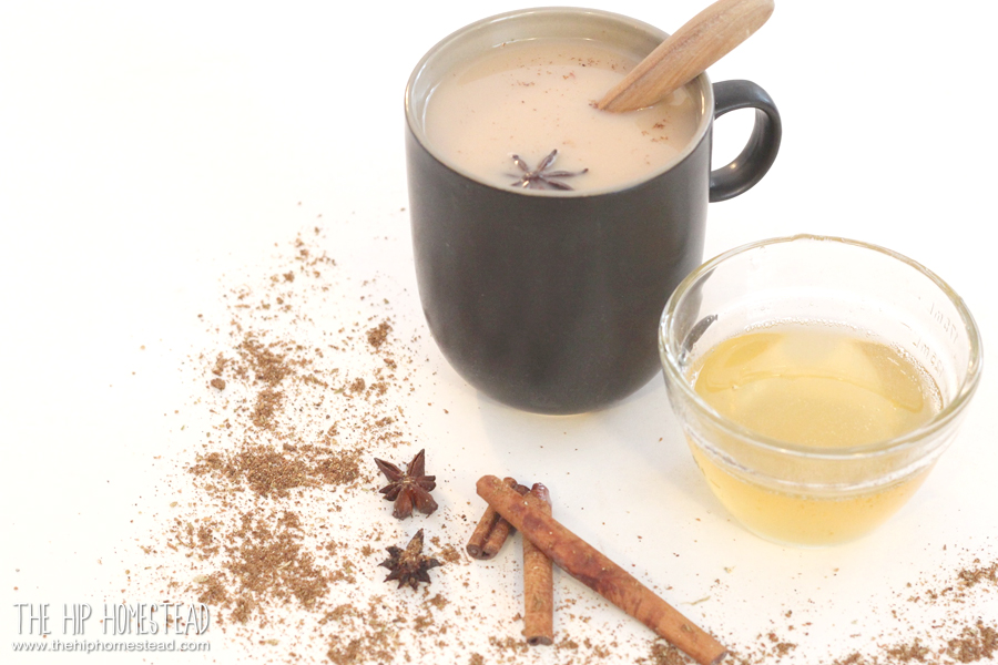 Caffeine Free Spiced Chai Tea The Hip Homestead