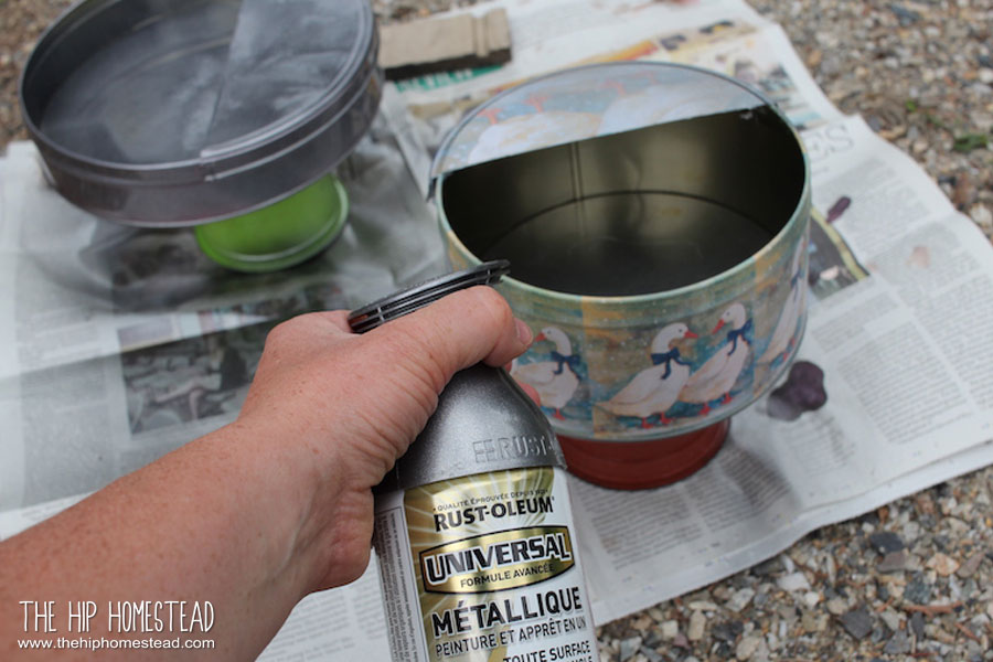 How to Make Simple DIY Galvanized Wall Planters - The Hip Homestead