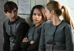 Will, Christina and Tris