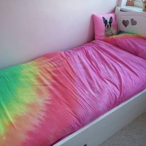 Tie Dye Single Bedding