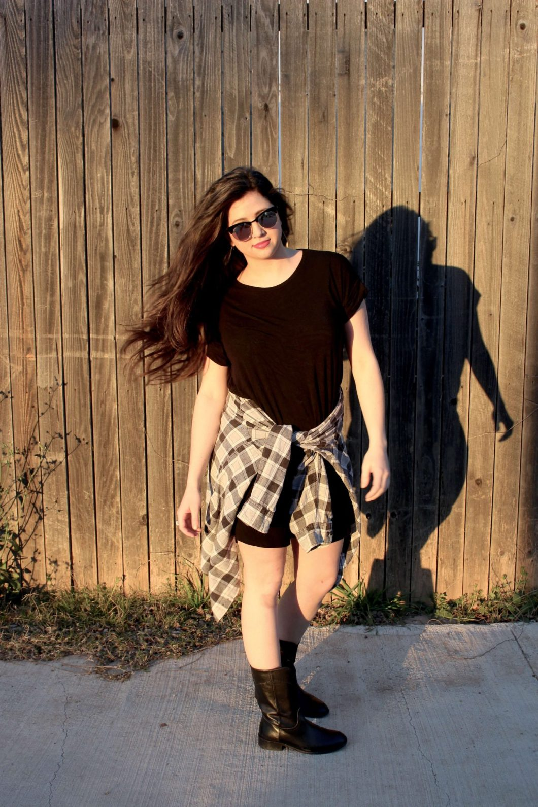 Hemlines and Higher Ed // www.thehisfor.com