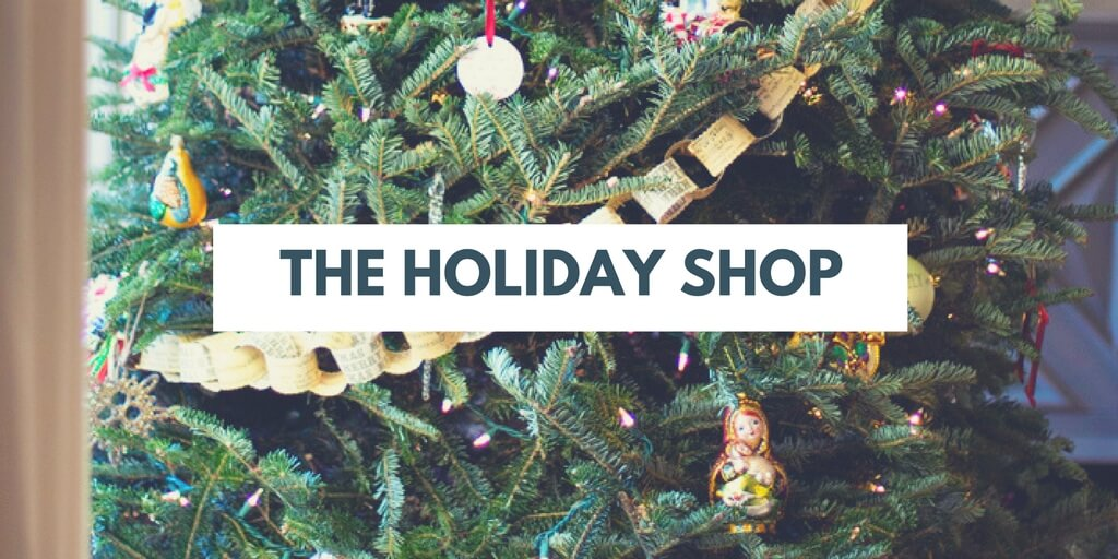 The H is For... Holiday Shop // Christmas Gift Ideas // www.thehisfor.com