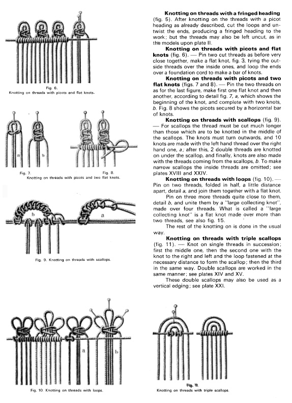 Macrame Historic Book Collection on CD