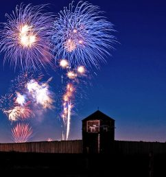 fireworks at fort vancouver 2017 bob holcomb web [ 1200 x 750 Pixel ]