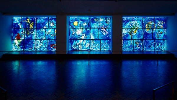 Chagall Windows Chicago