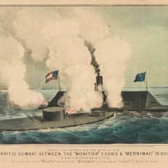 Monitor Versus Merrimack Diagram Caravan Wiring Nz The History Blog  Archive Uss Sailors To