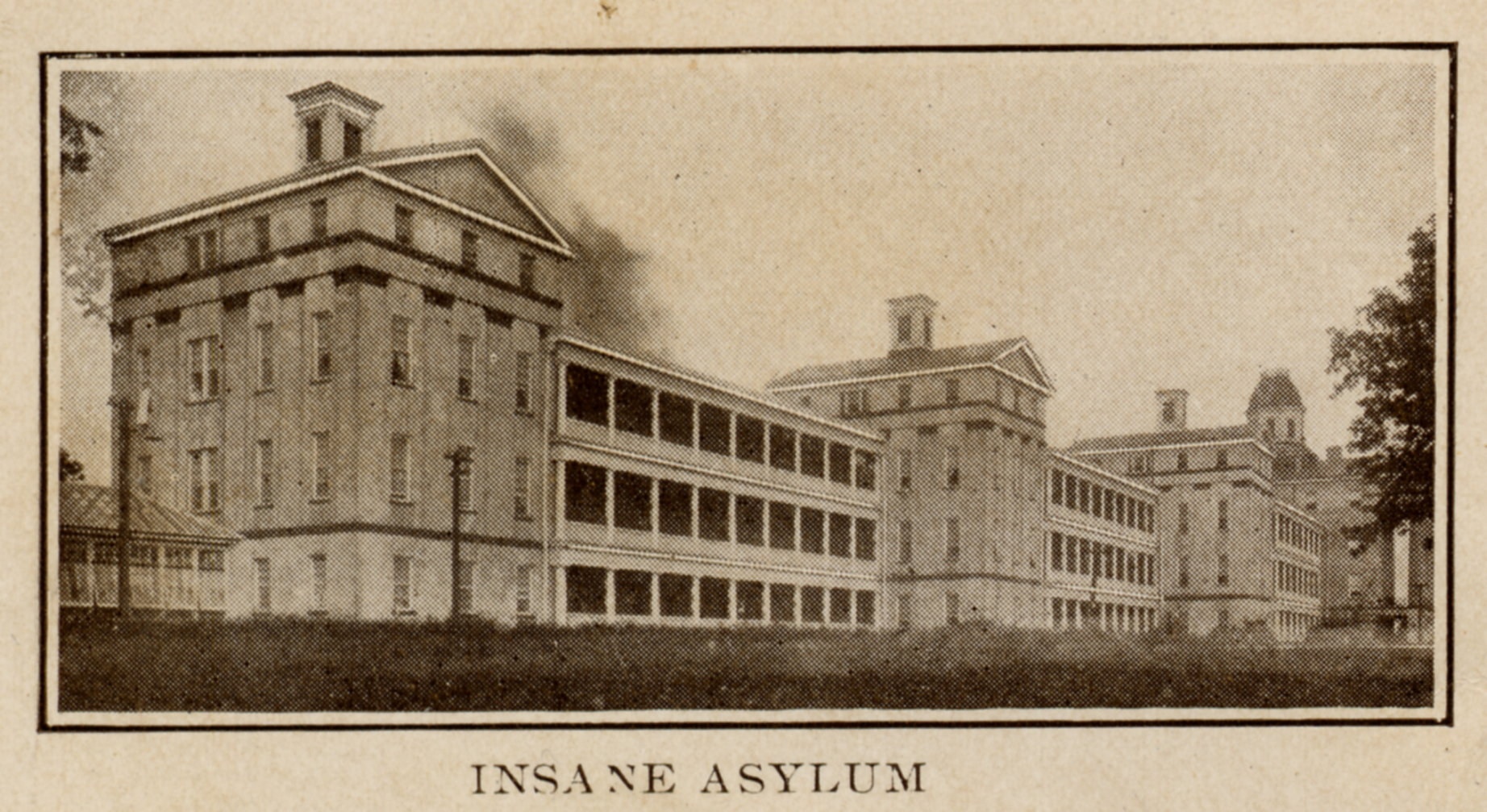 Image result for insane asylum