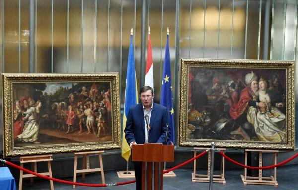 Museum Paintings Stolen