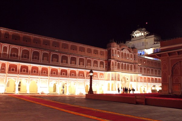 City Palace Jaipur Historical Facts And