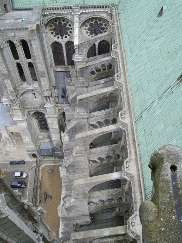 Chartres Cathedral Historical Facts And