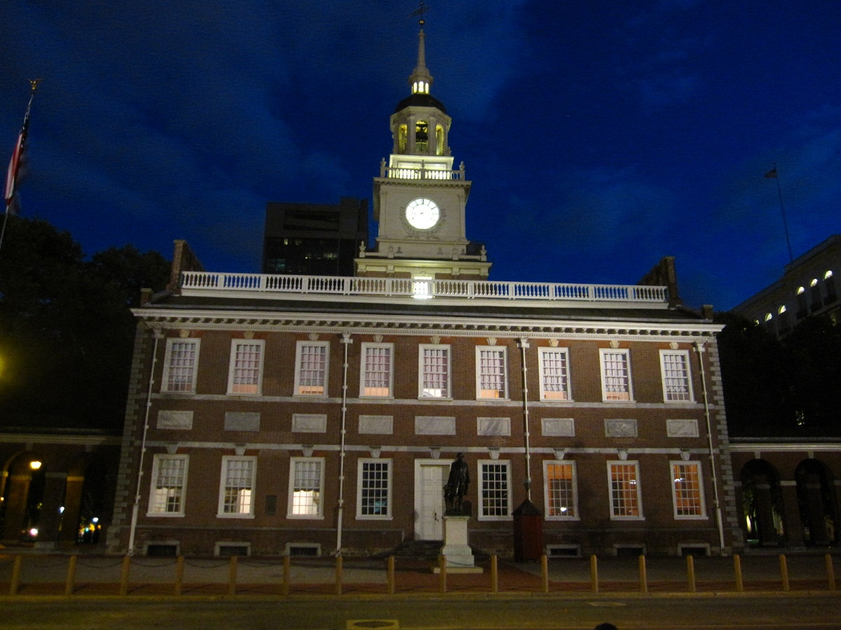 Independence Hall Historical Facts and Pictures  The