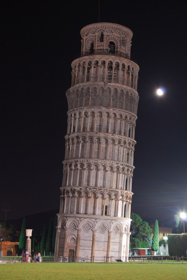 Leaning Tower Of Pisa Historical Facts And History Hub