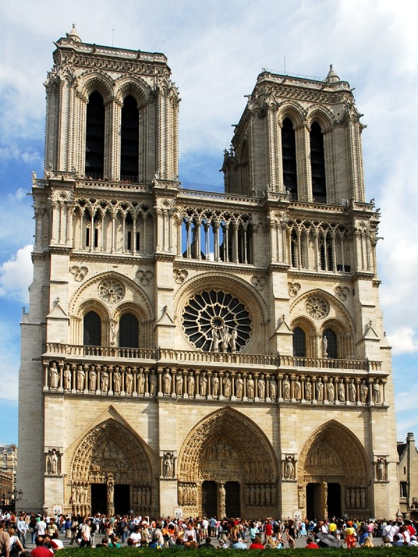 Notre Dame De Paris Historical Facts And