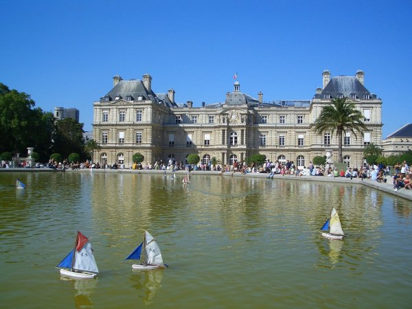 Jardin Du Luxembourg Historical Facts And History Hub