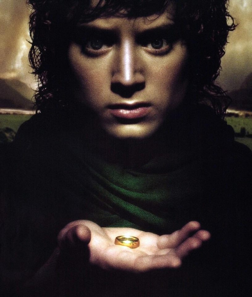 'The Lord of the Rings: The Fellowship of the Ring' (2001)'