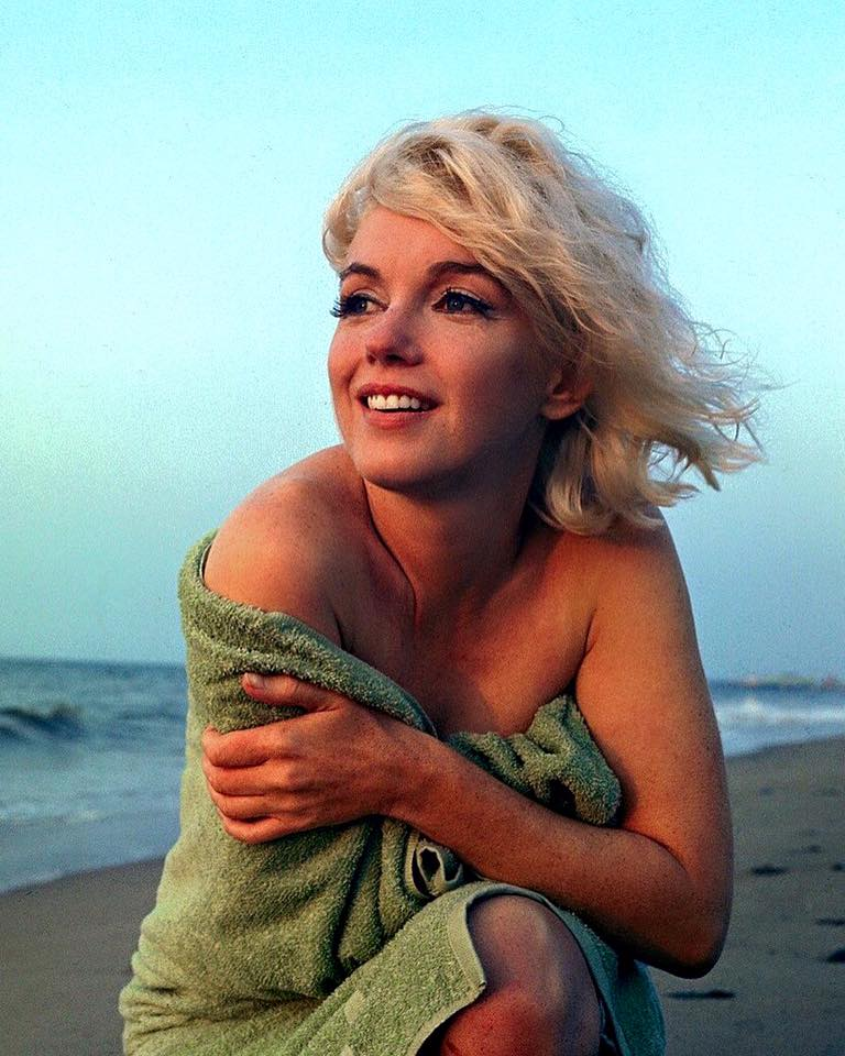 Marilyn Monroe, 1962. Photograph by George Barris