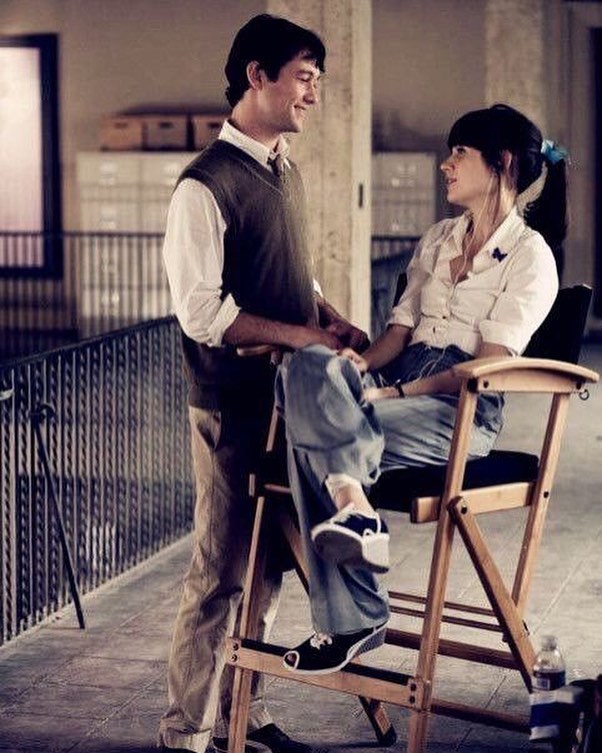 '(500) days of Summer' (2009) behind the scenes
